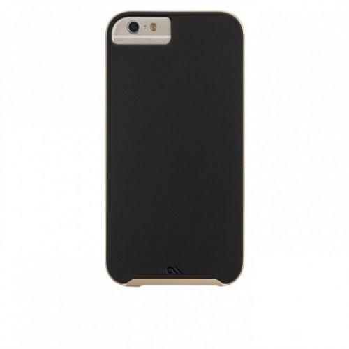 - case-mate Slim Tough Case | Apple iPhone 6 4.7�� | black/gol Fotografias