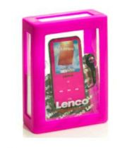 Comprar Leitor MP3/MP4 Lenco - Leitor MP4 Lenco Xemio 655 rosa 4GB