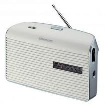 Comprar Rádios / Recetores Mundiais - Radio Grundig Music 60 branco/prata