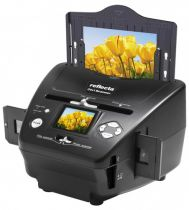 Scanner Dia/pellicole - Scanner Diapositive Reflecta 3 in 1 Scanner