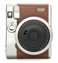 Fotocamere istantanee - Macchina fotografica Fujifilm Instax Mini 90 brown Neo Class