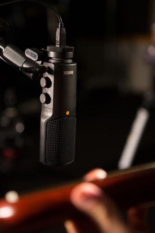 Microfone Rode NT-USB