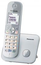 Comprar Telefones DECT sem Fios - Telefone Panasonic KX-TG6811GS pearlsilver