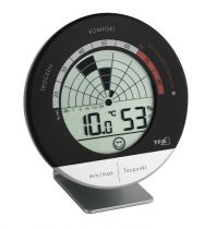 achat Thermomètres / Baromètre - Station Météorologique TFA 30.5032 Mould Radar Numérique The