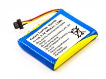Batterie per GPS - Batteria TomTom Start 60 - AHA11111003, VFA