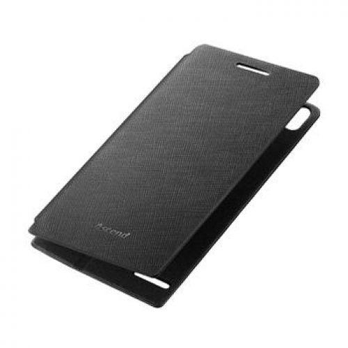 Comprar Huawei - Bolsa Pele para Huawei Ascend P6 Preta