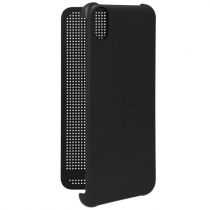 achat Flip Case HTC - HTC Case Dot Flip HC M160 for HTC Desire Eye Black