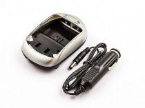 Caricabatterie Videocamere - Caricabatteria JVC BN-VG107, BN-VG107E, BN-VG107U, BN-VG107U