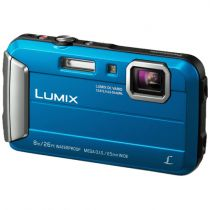 Fotocamere Panasonic - Panasonic Lumix DMC-FT30 blue