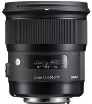 Obiettivi per Nikon - Obiettivo Sigma 1,4/24 DG HSM N/AF