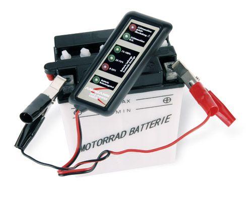Comprar Segurança Auto e Moto - Ansmann Testador de bateria automóvel 12V