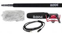 Comprar Microfones - Microfone Rode VideoMic Bundle