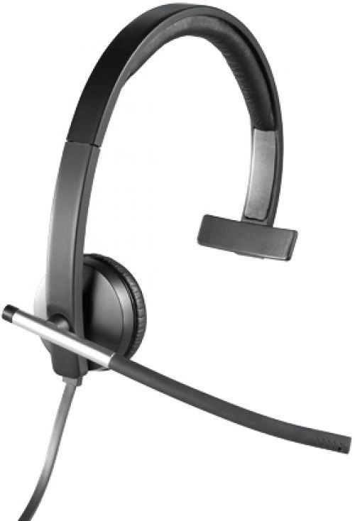 Comprar  - Auscultadores Logitech H650E USB Auscultadores Mono
