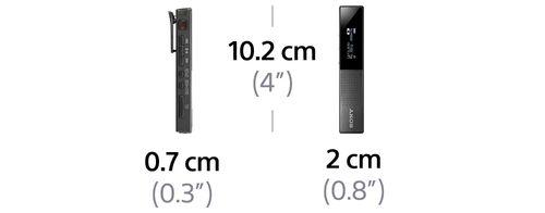 Dictafone Sony ICD-TX 650B