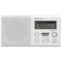 Comprar Rádios / Recetores Mundiais - Radio Sony XDR-P1DBPW branco