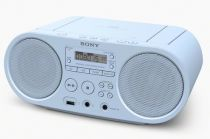 Comprar Rádio Cassette / CD - Radio CD Sony ZS-PS50L blue