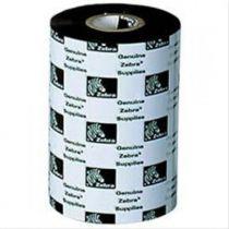 Revenda Consumiveis POS - Ribbon Cera Zebra 2300 64mm x 74m Ribbon - Caixa com 12 rolos