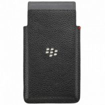 Comprar Accesorios Blackberry Leap - Funda Piel Blackberry Blackberry Leap Negro ACC-60115-001