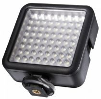 Comprar Iluminação Video - walimex pro LED-VideoLight 64 dimmbar