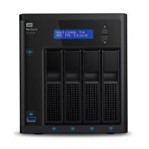 Hard disk esterni - Western Digital My Cloud EX4100 16TB EMEA
