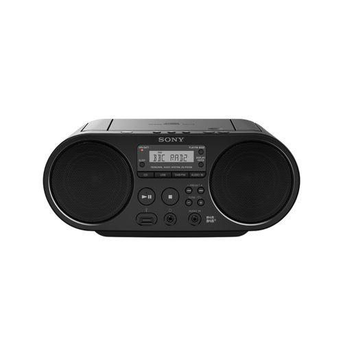 Comprar  - Radio CD Sony ZS-PS55B black