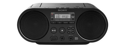 Radio CD Sony ZS-PS55B black