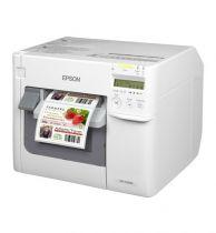 achat Imprimante d'étiquettes - EPSON TM-C3500 Imprimante ETIQUETAS A CORES USB+ETHE