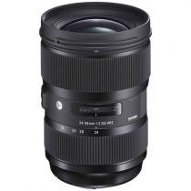 Obiettivi per Nikon - Obiettivo Sigma 2,0/24-35 DG HSM N/AF