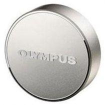 Tappi per obiettivi - Olympus LC-61 Lens Cap per M7518 Argento metal