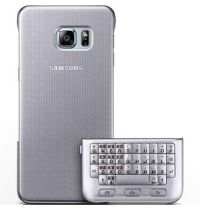 Accessori Galaxy S6 Edge + - SAMSUNG Tastiera Cover Galaxy S6 Edge + (QWERTZ)