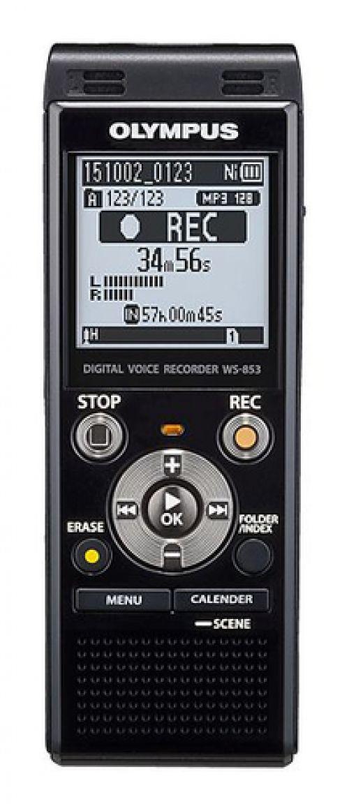 Comprar  - Dictafone Olympus WS-853 8GB preto