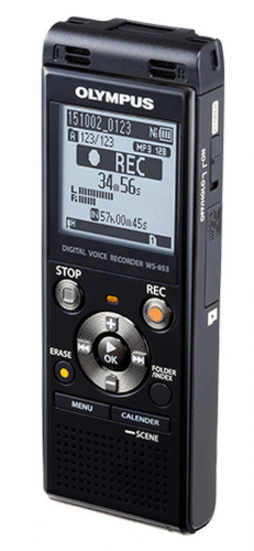 Dictafone Olympus WS-853 8GB preto