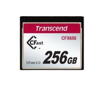 Altre schede di memoria - Transcend CFast 2.0 CFX650 256GB