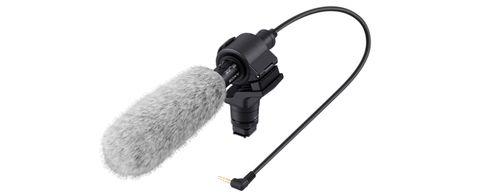 Microfone Sony ECM-CG60 Shotgun Microfone