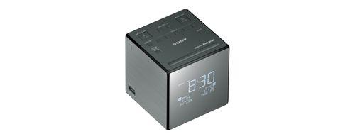 Radio Sony XDR-C1DBP prata / preto