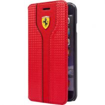 Accessori Apple iPhone 6 / 6 Plus - Ferrari BookType Rossa per iPhone 6