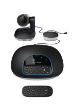 Webcam - LOGITECH CAMERA GROUP CONFERENCECAM Full HD