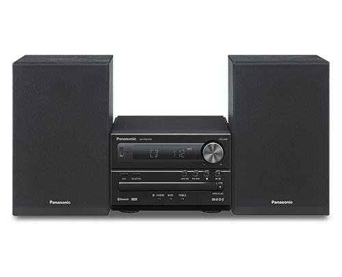 Comprar  - Mini Hifi Panasonic SC-PM250EG-K black
