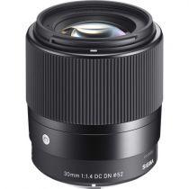 Obiettivi per Sony - Obiettivo Sigma DC 1,4/30 DN Sony E-Mount Contemporary