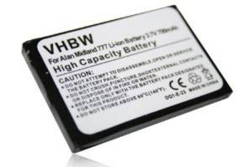 Comprar  - Bateria Midland Alan 777, PMR446+
