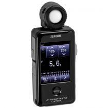 Revenda Fotómetros e acessórios - Sekonic L-478DR-EL Litemaster Pro Elinchrom