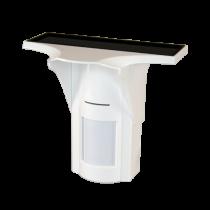 Comprar Alarmes Casa e Escritório - Chuango Detector volumétrico PIR para exterior solar Sem fios Antena i