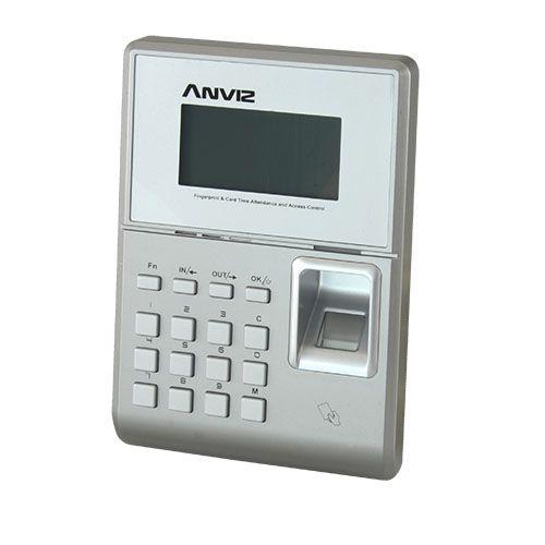 Comprar  - Anviz Terminal de Controlo de Presença e Acesso Identificação através