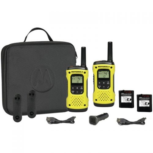 Comprar  - Walkie Talkies Motorola TLKR T92 H2O