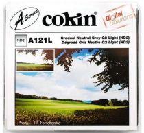 Comprar Filtros Cokin - Filtro Cokin Filter A121L Gradual grey 2 ND 2