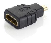 Revenda Adaptadores - EQUIP ADAPTADOR MICRO HDMI M / HDMI F