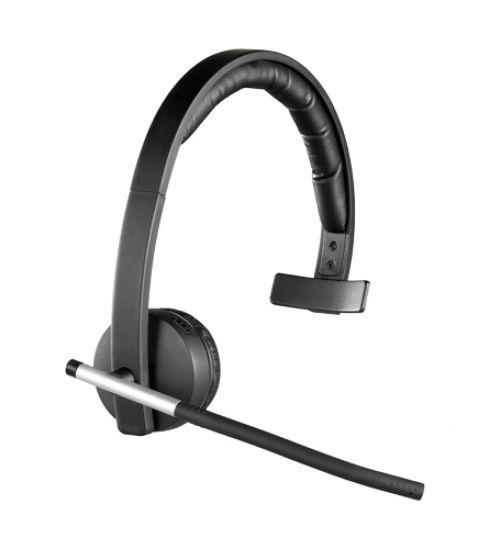 Comprar  - Auscultadores Logitech H820E Wireless Auscultadores Mono