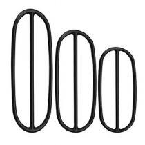 Revenda Sensores - Garmin Borrachas de substituição para sensor de cadencia para Forerunn