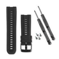 Supporto - Garmin Barcelete de silicone Nera per Tactix