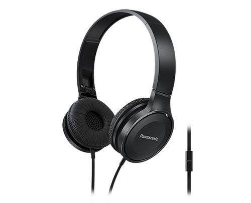 Comprar  - Auscultadores Panasonic RP-HF100ME-K black